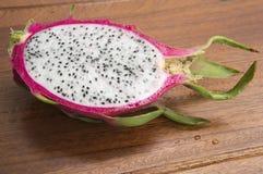 Concept thaïlandais sain tropical de pitaya de pitahaya de fruit du dragon Images libres de droits