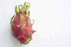 Concept thaïlandais sain tropical de pitaya de pitahaya de fruit du dragon Photographie stock