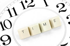 Concept of time Stock Image