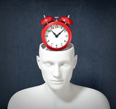 Concept of time Stock Photo