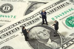 Concept of tradition money  business Stock Image