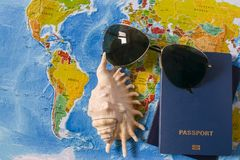 Concept of travel Stock Image