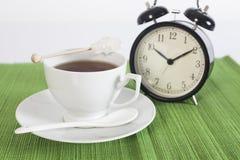 Concept turc Turquie de thé de panier Image libre de droits