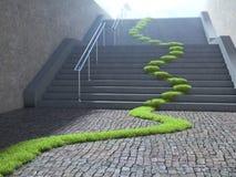 Concept urbain d'écologie