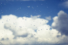 Concept variable weather conditions background royalty free stock photos