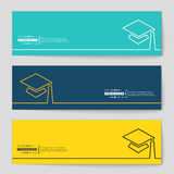 Concept vector banner background Stock Photo