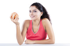Concept Vegetarian Dieting Royalty Free Stock Image