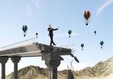 Concept verborgen risico's en gevaren Royalty-vrije Stock Fotografie