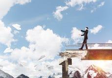 Concept verborgen risico's en gevaren Royalty-vrije Stock Foto's