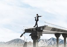 Concept verborgen risico's en gevaren Stock Fotografie