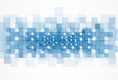 Concept voor Nieuwe Technologie Collectieve Zaken & ontwikkeling vector illustratie