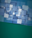 Concept voor Nieuwe Technologie Collectieve Zaken & ontwikkeling Royalty-vrije Stock Foto's