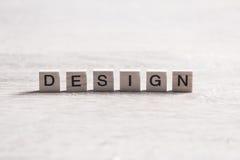 Concept of web design Royalty Free Stock Photos