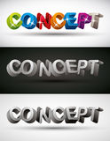 Concept. Stock Photography