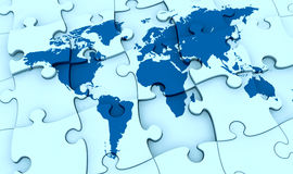 Concept of world vector illustration