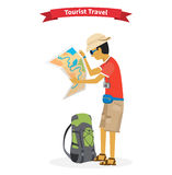 Concept of the World Adventure Travel Royalty Free Stock Photography