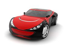 Conceptcar Fotos de Stock Royalty Free