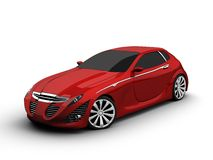 Conceptcar 3 Lizenzfreie Stockbilder