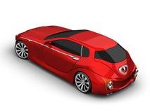 Conceptcar 3 ilustração royalty free
