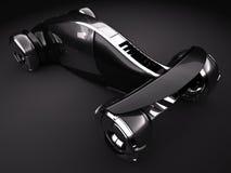 Conceptcar1 cam3 dark studio Stock Photography