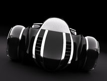 Conceptcar1 cam4 Dunkelheitstudio Stockfotos