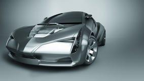 Conceptensportwagen Stock Afbeelding