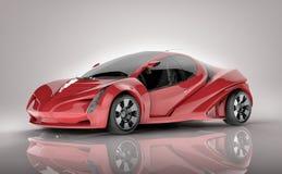 Conceptensportwagen Royalty-vrije Stock Foto's