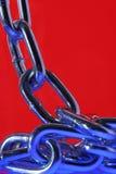 Conception à chaînes abstraite. images libres de droits