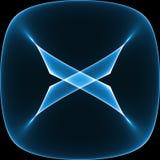 Conception 3D abstraite Image stock