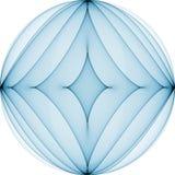 Conception 3D abstraite Images libres de droits