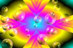 Conception abstraite Photo libre de droits