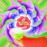 Conception abstraite de couleur Graphiques abstraits Abstraction Résumé Illustration de Vecteur