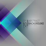 Conception abstraite de fond de couleur Éléments de vecteur Illustration d'isolement créative de papier peint EPS10 Photo stock