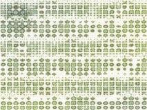 Conception abstraite de papier d'emballage Images libres de droits