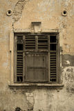 Conception antique de Windows Photos libres de droits