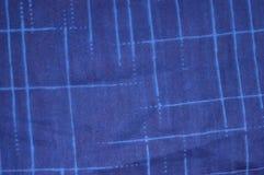Conception bleue Image stock