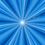 Conception bleue de couleur Photos libres de droits