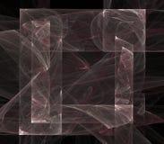 Conception carrée de haute résolution pour l'impression ou le Web illustration stock