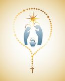 Conception catholique illustration libre de droits