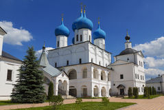 Conception Church of the Vysotsky monastery, Serpukhov, Moscow region, Stock Photos