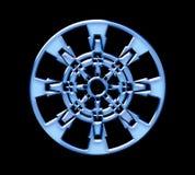 Conception circulaire abstraite Photos libres de droits