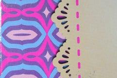 Conception colorée Images stock