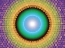 Conception colorée abstraite de fond Photo libre de droits