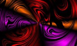 Conception colorée de vecteur de fond d'abrégé sur tache floue, fond ombragé brouillé coloré, illustration vive de vecteur de cou illustration libre de droits