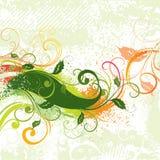 conception colorée rétro Photographie stock libre de droits