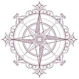 Conception complexe circulaire de mandala pour la coloration Photographie stock libre de droits