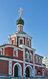 Conception Convent, Moscow, Russia Stock Photography