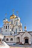 Conception Convent, Moscow, Russia Stock Photos