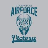Conception créative Victory Poster Photographie stock libre de droits