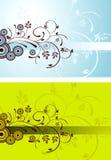 Conception décorative Image libre de droits